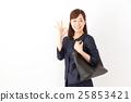 中年職業女性 25853421
