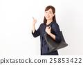 中年職業女性 25853422