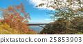 Bandai Azuma skyline autumn scenery 25853903