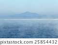 Tsukuba mountain in the fog 25854432