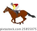 jockey racehorse horse 25855075