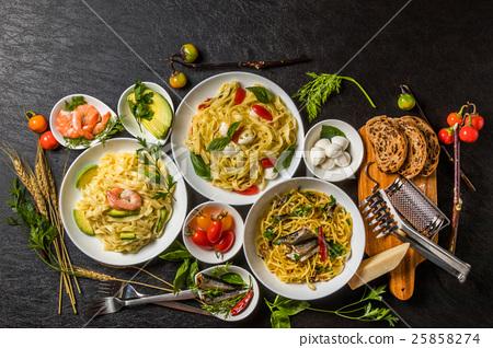 意大利食品配料原料意大利麵食原料意大利麵食 25858274