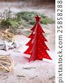 christmas background. 25858288