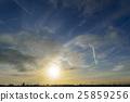 sunrise, morning sun, rising sun 25859256