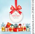 카드, 크리스마스, 성탄절 25863316