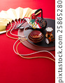 new year's spiced sake, lacquer ware, japanese materials 25865280