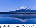 富士山 冬天 冬 25865570