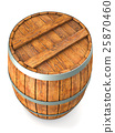 Wooden barrel 25870460