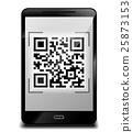 code, smartphone, design 25873153