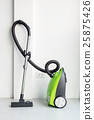 Colorful of electric vacuum cleaner 25875426
