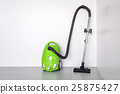 Colorful of electric vacuum cleaner 25875427