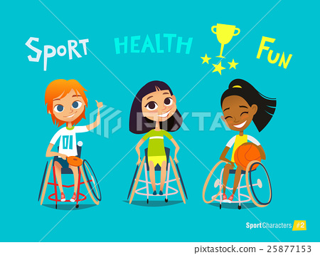Handicapped. Coaching young sportsmen s. 25877153