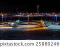 國際機場 夜景 夜晚時光 25880246