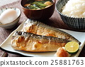 Japanese breakfast 25881763