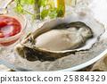 生牡蛎 牡蛎 食品 25884329