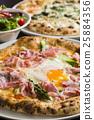 披萨 西餐 意大利菜 25884356