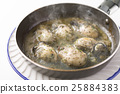 西班牙烹飪 牡蠣 食物 25884383