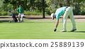 高爾夫 高爾夫球手 課程 25889139