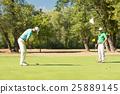 高爾夫 高爾夫球手 運動 25889145