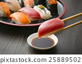 sushi, japanese cuisine, japanese food 25889502