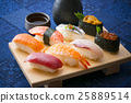 sushi, japanese cuisine, japanese food 25889514