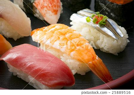 壽司 握壽司 生魚片 25889516