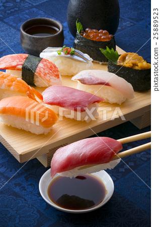 壽司 握壽司 生魚片 25889523