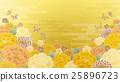 日式 花朵 花卉 25896723