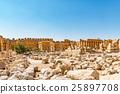 世界遗产巴勒贝克(黎巴嫩,贝卡高原) 25897708