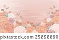日式 日式圖案 花朵 25898890