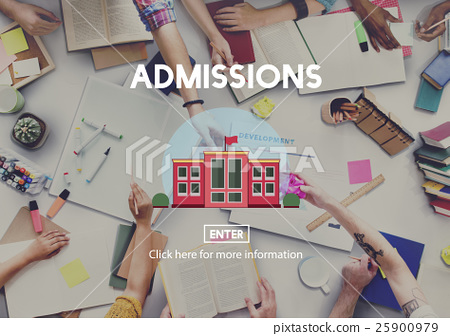 Academic College Bachelor Degree Admission Concept 25900979