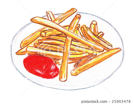 French fries 25903478