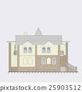 房屋 建筑 房子 25903512