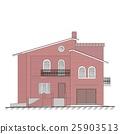 房屋 建筑 房子 25903513
