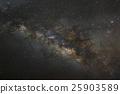 อวกาศ,กาแล็กซี,ทางช้างเผือก 25903589