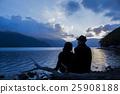 成熟夫妇旅行图象 25908188