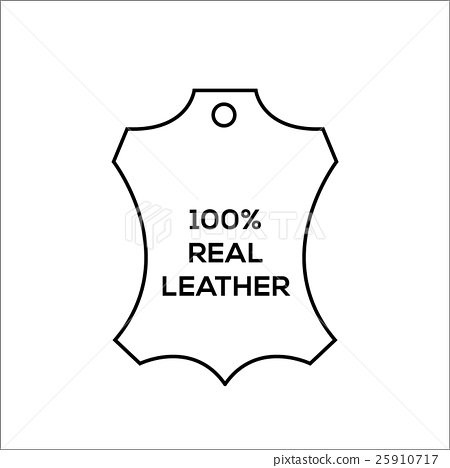 leather template