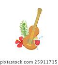Guitar Hawaiian Vacation Classic Symbol 25911715