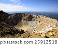 雌阿寒岳火口と赤沼 25912519