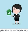 business, woman, concept 25914488
