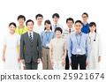 勞動者 職業類別 佔有 25921674