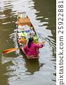 Damnoen Saduak floating market 25922881