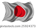旗幟 旗 日本 25924373