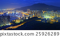 Hong Kong Tuen Mun skyline and South China sea 25926289