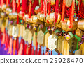 Golden bell at Wong Tai Sin Temple  25928470