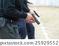 Police Training Unit reviewed the use of firearms. 25929552