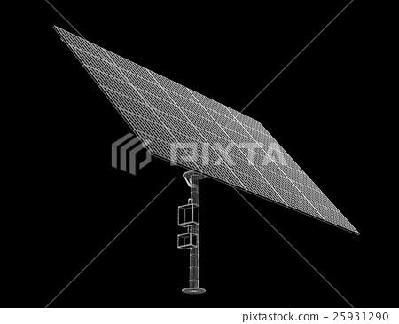 solar panels technology 25931290