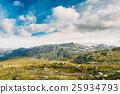 blue sky landscape 25934793