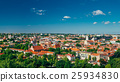 Cityscape Of Vilnius, Lithuania In Summer 25934830