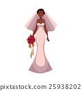 新娘 非洲 非洲人 25938202